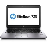 "HP EliteBook 725 G2 12.5"" Touchscreen Notebook - AMD A-Series A10 Pro-7350B 2.10 GHz J5N82UT#ABL"