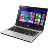"Acer Aspire V3-472P-51JB 14"" Touchscreen LED Notebook - Intel Core i5 i5-4210U 1.70 GHz - Silver NX.MMZAA.003"