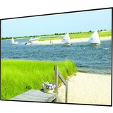 "Draper ShadowBox Clarion Fixed Frame Projection Screen - 137"" - 16:10 - Ceiling Mount, Wall Mount 253135"