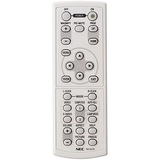 NEC Replacement Remote for VT660K, VT660, VT560, VT465 RMT-PJ06