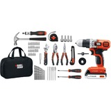 Black & Decker 20V MAX* Lithium Drill & Project Kit