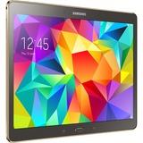 "Samsung Galaxy Tab S SM-T800 16 GB Tablet - 10.5"" - Wireless LAN - Samsung Exynos 5 1.90 GHz - Titanium Bronze SM-T800NTSAXAC"