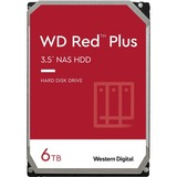 WD Red WD60EFRX 6 TB Hard Drive - 3.5