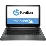 "HP Pavilion 15-p000 15-p022ca 15.6"" Touchscreen LED Notebook - AMD A-Series A4-6210 1.80 GHz J6U97UA#ABL"