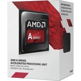 AMD A8-7600 Quad-core (4 Core) 3.10 GHz Processor - Socket FM2+Retail Pack AD7600YBJABOX