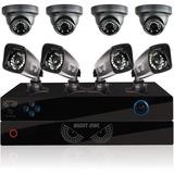 Night Owl B-PE81-47-4DM7-BB Video Surveillance System