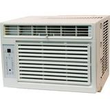 Heat Controller - 8,000 BTU Window Air Conditioner - White RADS81L