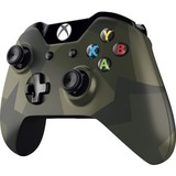 Microsoft Xbox One Special Edition Armed Forces Wireless Controller J72-00005