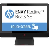 HP ENVY Recline 23-m100 23-m113w All-in-One Computer - Refurbished - Intel Core i3 i3-4130T 2.90 GHz - Desktop H6V05AAR#ABA