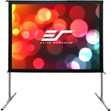 "Elite Screens Yard Master 2 OMS120HR2 Projection Screen - 120"" - 16:9 - Floor Mount, Portable OMS120HR2"