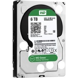 WD Green 6TB Desktop Capacity Hard Drives SATA 6 WD60EZRX