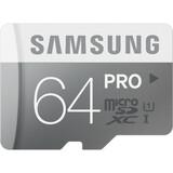 Samsung PRO 64 GB microSD MB-MG64DA/CA