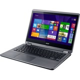 "Acer Aspire R3-431T-P2F9 14"" Touchscreen LED Notebook - Intel Pentium 3556U 1.70 GHz - Silver NX.MSSAA.001"