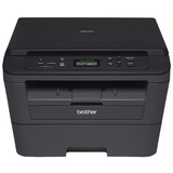 Brother DCP-L2520DW Laser Multifunction Printer - Monochrome - Plain Paper Print - Desktop DCP-L2520DW