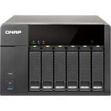 QNAP Turbo NAS TS-651-4G NAS Server TS-651-4G-US