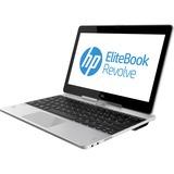 "HP EliteBook Revolve 810 G2 Tablet PC - 11.6"" - Wireless LAN - Intel Core i5 i5-4310U 2 GHz J6E00AW#ABL"