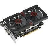 Asus Strix STRIX-GTX750TI-OC-2GD5 GeForce GTX 750 Ti Graphic Card - 1120 MHz Core - 2 GB GDDR5 SDRAM - PCI Express 3.0 STRIX-GTX750TI-OC-2GD5