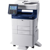 Xerox WorkCentre 3655 Laser Multifunction Printer - Monochrome - Plain Paper Print - Desktop