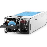 Hewlett Packard Enterprise 720478-B21 500W Flex Slot Platinum Hot Plug Power Supply Kit