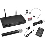 PylePro PDWM2115 Wireless Microphone System