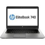 "HP EliteBook 740 G1 14"" LED (BrightView) Notebook - Intel Core i3 i3-4030U 1.90 GHz K4J78UT#ABA"