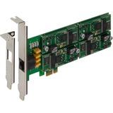 Multi-Tech V.92 Data, V.34 Fax Modem Card (Low Profile PCI Express) ISI9234HPCIE/4