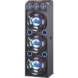 QFX Pro Audio SBX-412300BT Speaker System - Wireless Speaker(s) - Blue