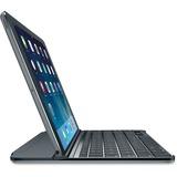 """Logitech Ultrathin Keyboard/Cover Case for 10.6"""" iPad - Gray 920-006523"""