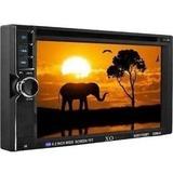 XOVision XOD1752BT Car DVD Player - 6.2