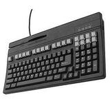 Unitech K2724U-B Keyboard