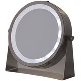 Floxite 8x/1x 360º Lighted Home and Travel Mirror