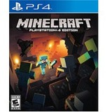 Sony Minecraft for PlayStation 4
