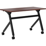 Basyx by HON Chestnut Laminate Multipurpose Table BMPT4824PC