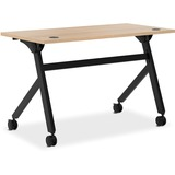 Basyx by HON Wheat Laminate Multipurpose Table BMPT4824PW