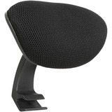 Lorell Mid-back Chair Mesh Headrest 40205