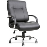 LLR40206 - Lorell Leather Deluxe Big/Tall Chair