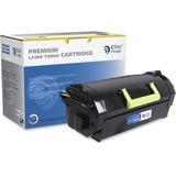 Elite Image Toner Cartridge - Remanufactured for Lexmark (52D1X00) - Black