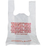Prime Source Plastic Thank You Bags
