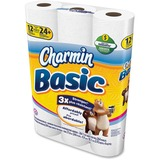 Charmin Basic 1-ply Toilet Paper 85983