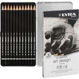Lyra Art Design Hi-quality Graphite Pencils