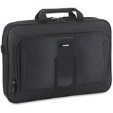 "Lorell Carrying Case (Briefcase) for 17.3"" Notebook, iPad, Accessories - Black"
