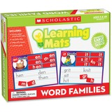 SHS054530217X - Scholastic Res. Gr K-2 Word Family Learning Ma...