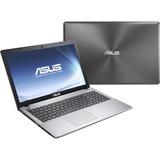 """Asus K550JK-DH71-CA 15.6"""" Notebook - Intel Core i7 i7-4710HQ 2.50 GHz - Gray K550JK-DH71-CA"""