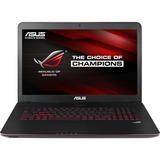 "ROG G771JM-DH71-CA 17.3"" Notebook - Intel Core i7 i7-4710HQ 2.50 GHz - Matte Black Brushed Aluminum G771JM-DH71-CA"