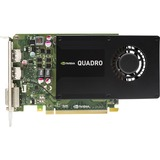 HP Quadro K2200 Graphic Card - 4 GB GDDR5 - PCI Express 2.0 x16 - Single Slot Space Required