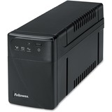 Fellowes Back-up power/surge protector. 8-11 minutes back-up power. $100,000 warranty 99067