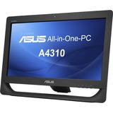 Asus ASUSPRO A4310-B1 All-in-One Computer - Intel Core i3 i3-4150T 3 GHz - Desktop - Black A4310-B1