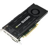 HP Quadro K4200 Graphic Card - 4 GB GDDR5 SDRAM - PCI Express 2.0 x16 - Full-height J3G89AA