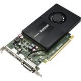 HP Quadro K2200 Graphic Card - 4 GB GDDR5 SDRAM - PCI Express 2.0 x16 J3G88AA