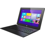 "Hipstreet W10 Pro 10DTB37-32GB 32 GB Net-tablet PC - 10"" - Wireless LAN - Intel Atom 1.80 GHz - Black 10DTB37-32GB"